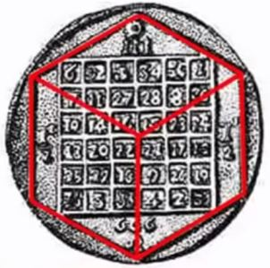 cubo tridimensional casa dos deuses