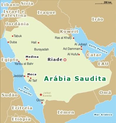 Meca - Arábia Saudita - Mar Vermelho